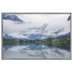 """Картина пейзаж """"Туман над норвежским фиордом"""""""